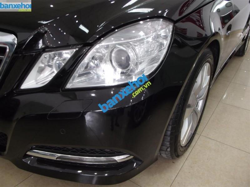 Xe Mercedes-Benz E class E250 2011-1