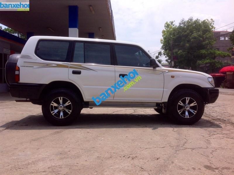 Xe Toyota Land Cruiser Prado 4x4 2.7 MT 1997-0