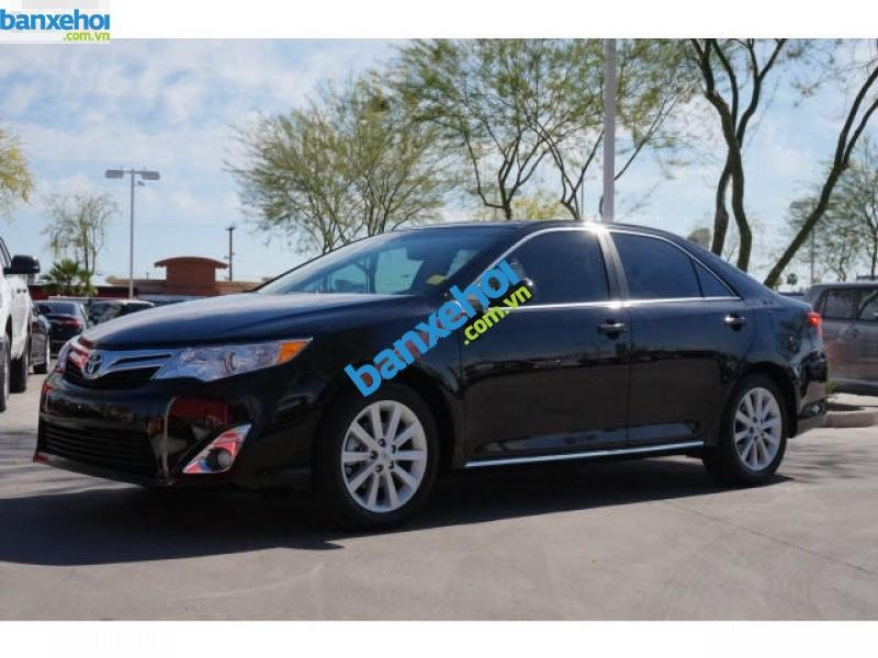 Xe Toyota Camry XLE 2013-3