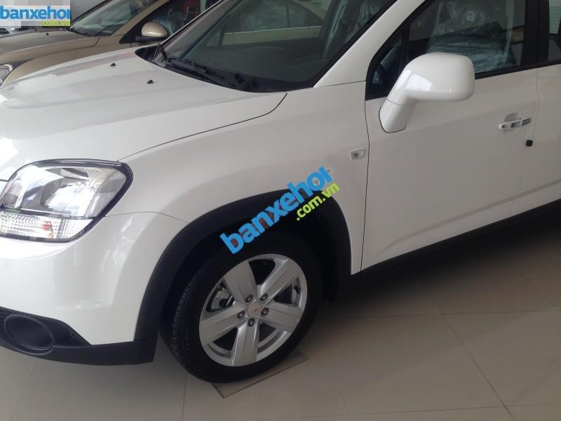 Xe Chevrolet Orlando 1.8 LTZ 2014-6