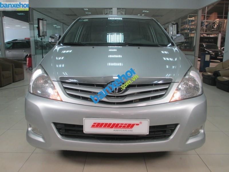 Xe Toyota Innova G 2.0 MT 2010-0