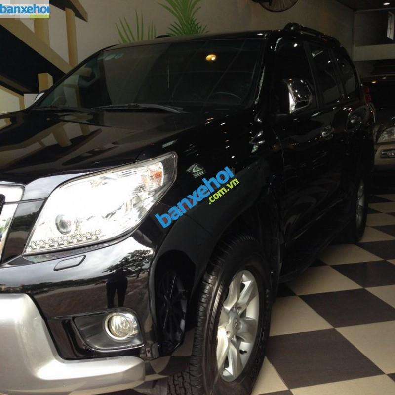 Xe Toyota Land Cruiser Prado TXL 2.7 2010-1