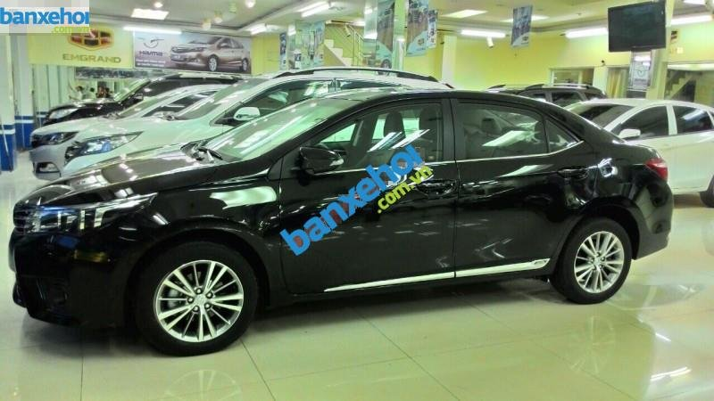 Xe Toyota Corolla altis 1.8 AT 2015 2014-1
