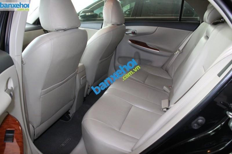 Xe Toyota Corolla XLi 1.6AT 2010-6