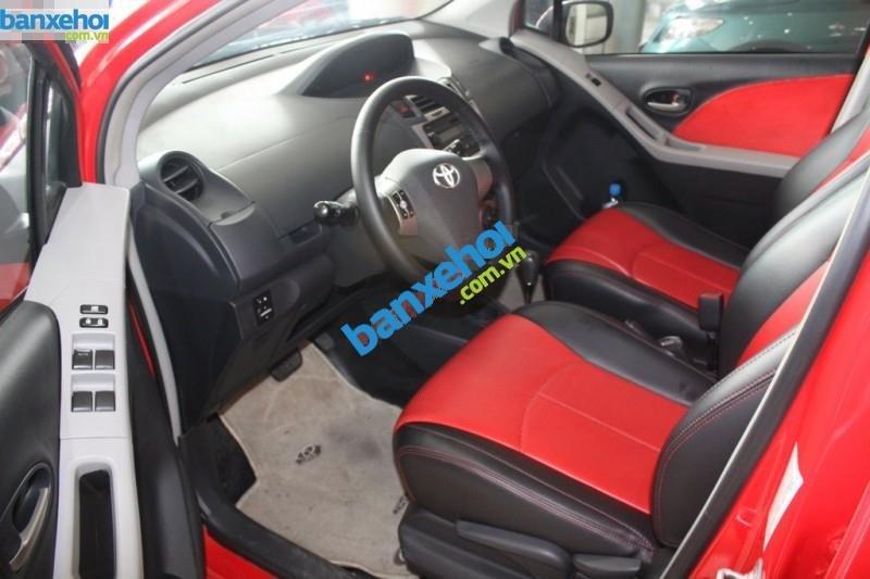 Xe Toyota Yaris  2009-5