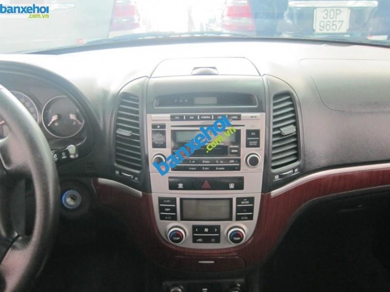 Xe Hyundai Santa Fe 2.2 CRDi 4WD 2008-5