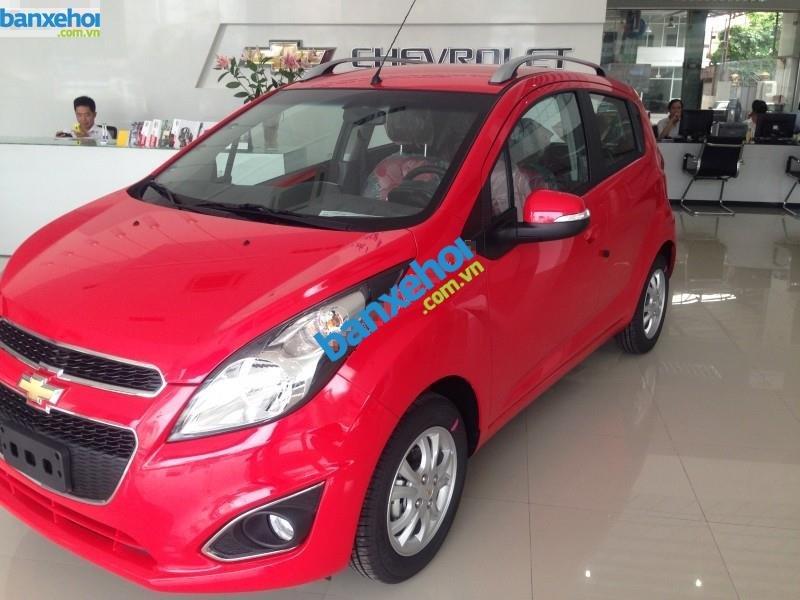 Xe Chevrolet Spark 1.0 LTZ ( Zest) 2014-1