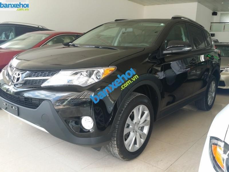 Xe Toyota RAV4 2.5 Limited 2014-0