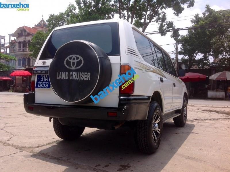 Xe Toyota Land Cruiser Prado 4x4 2.7 MT 1997-3