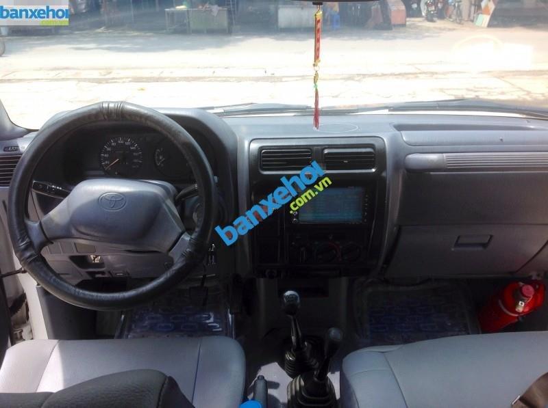 Xe Toyota Land Cruiser Prado 4x4 2.7 MT 1997-6