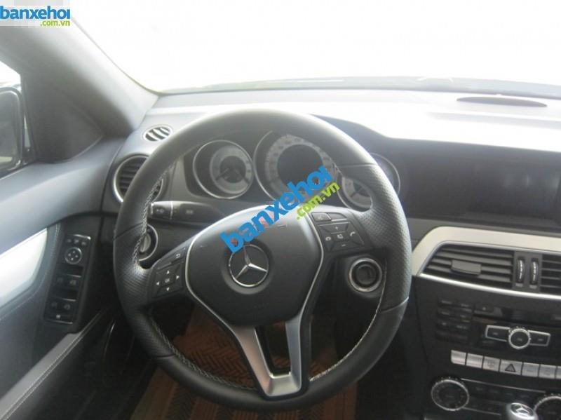 Xe Mercedes-Benz C class C200 2014-4