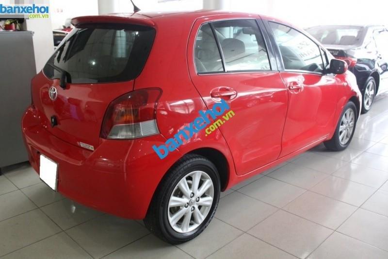 Xe Toyota Yaris  2009-3