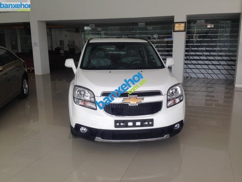 Xe Chevrolet Orlando 1.8 LTZ 2014-0