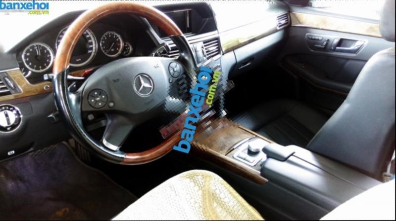Xe Mercedes-Benz E class E300 2010-4