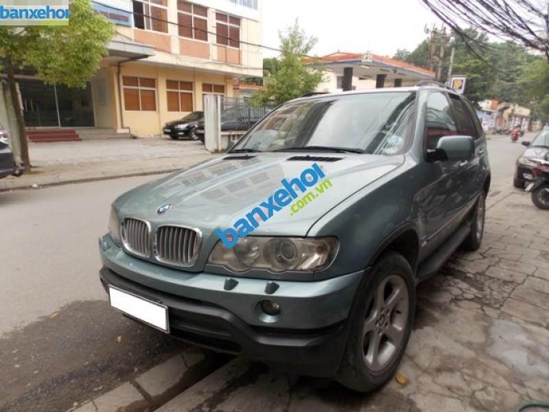 Xe BMW X5 3.0 2003-0