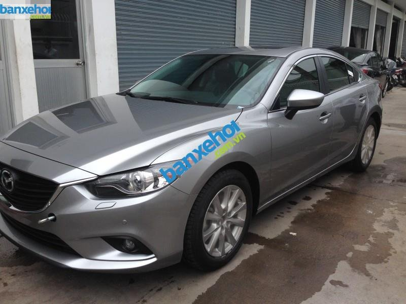 Xe Mazda 6 2.0 2014-2