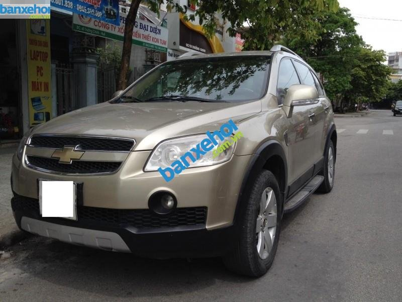 Xe Chevrolet Captiva LT 2007-0