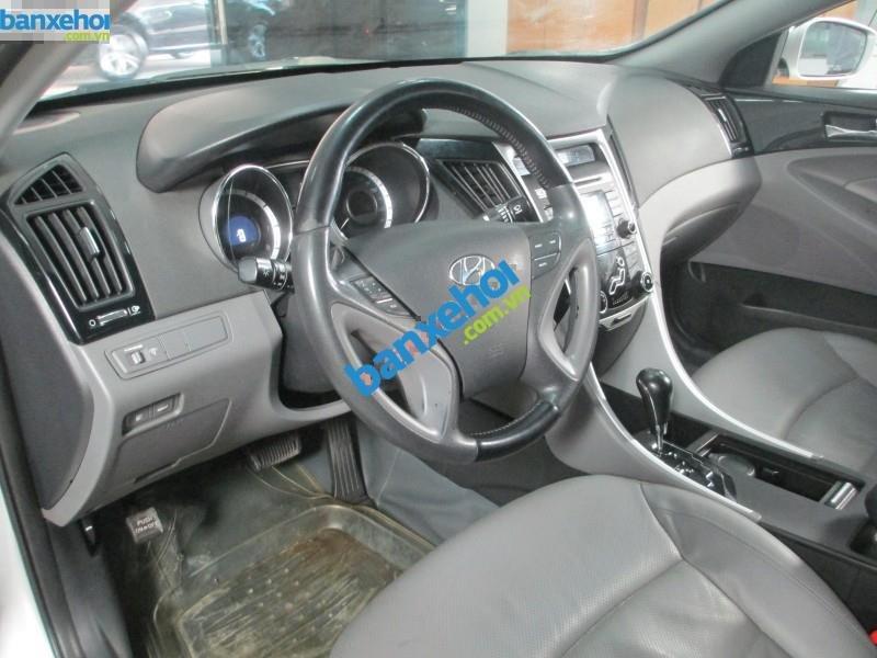 Xe Hyundai Sonata 2.0 AT 2010-8