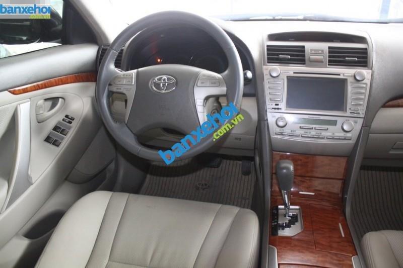 Xe Toyota Camry 2.4G 2006-8