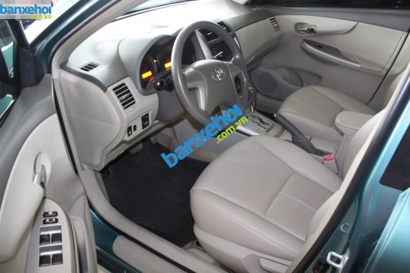 Xe Toyota Corolla XLi 2007-5