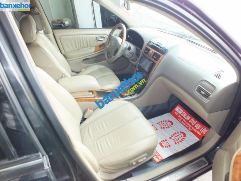 Cần bán xe Nissan Cefiro năm 2004, màu đen, 395 triệu-5