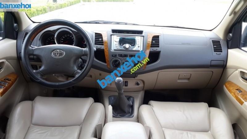Xe Toyota Fortuner 2.5G 2009-8