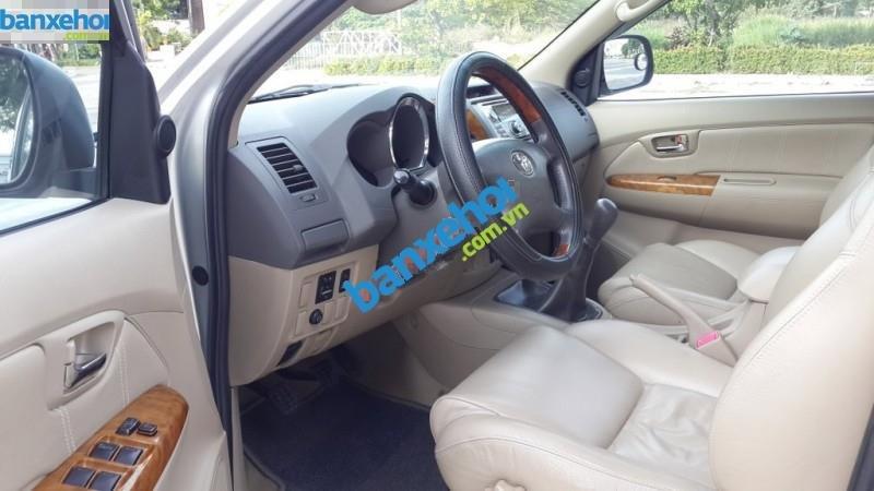 Xe Toyota Fortuner 2.5G 2009-6