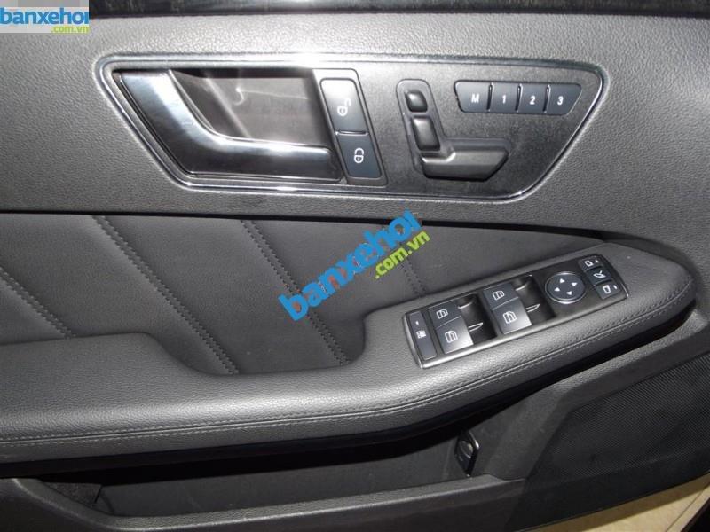 Xe Mercedes-Benz E class E250 2011-2