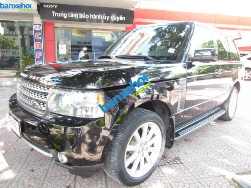 Xe LandRover Range Rover Supercharged 2010-1