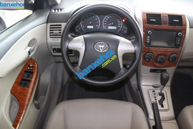 Xe Toyota Corolla XLi 1.6AT 2010-7