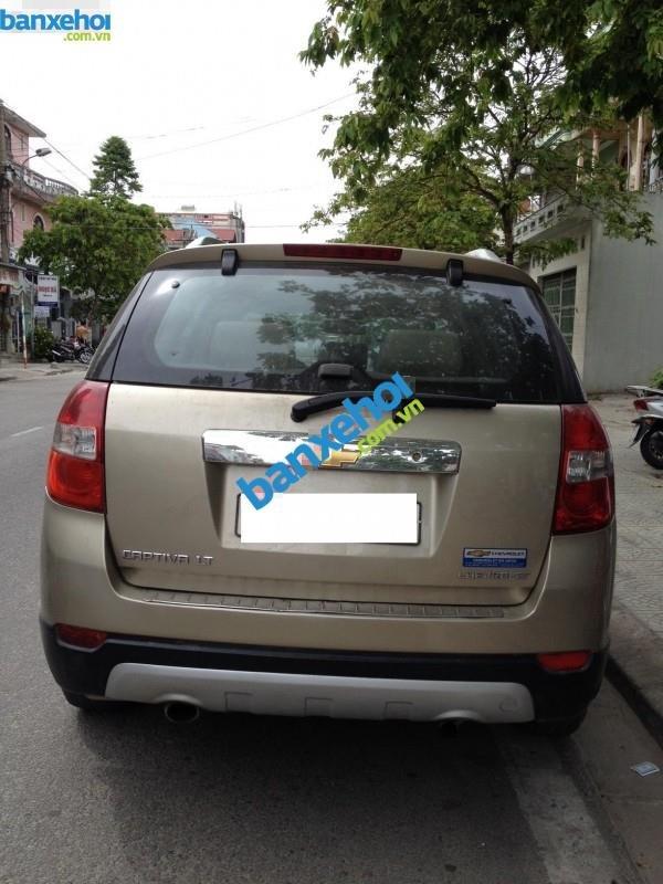 Xe Chevrolet Captiva LT 2007-2