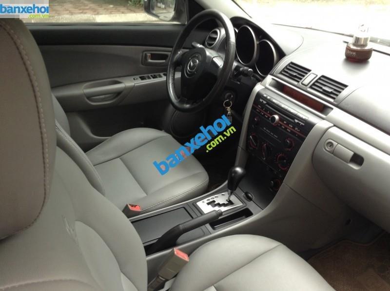Xe Mazda 3 1.6AT 2004-5