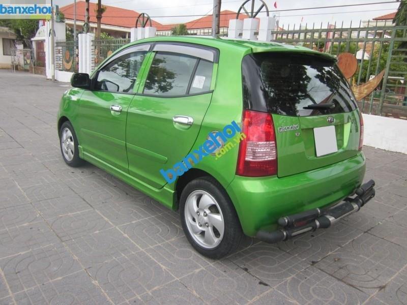 Xe Kia Picanto  2007-4