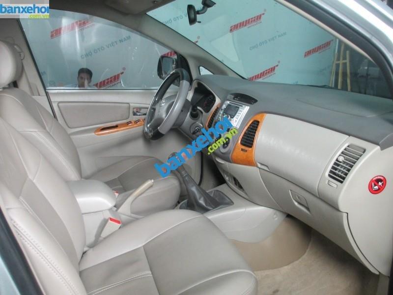 Xe Toyota Innova G 2.0 MT 2010-5