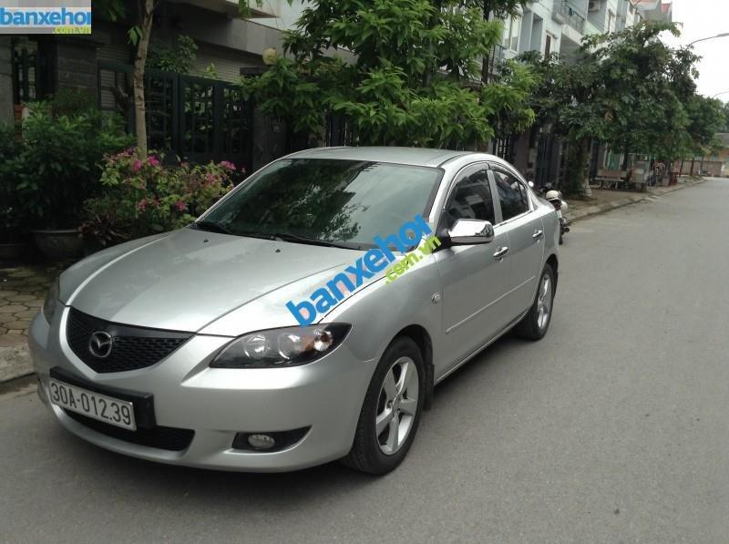 Xe Mazda 3 1.6AT 2004-1