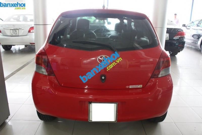 Xe Toyota Yaris  2009-4