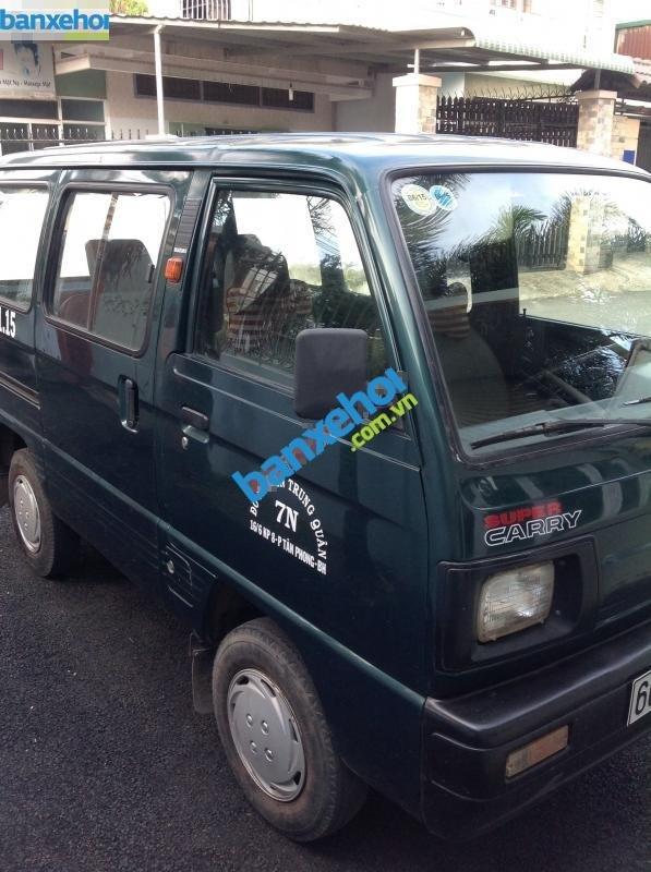 Xe Suzuki Super Carry Van  2003-4
