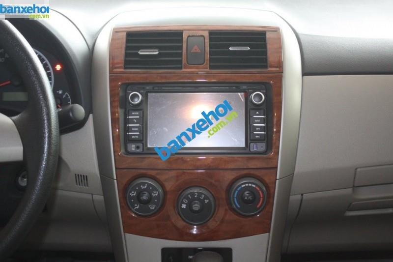Xe Toyota Corolla XLi 1.6AT 2010-8