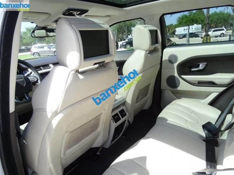 Xe LandRover Evoque Prestige 2013-6