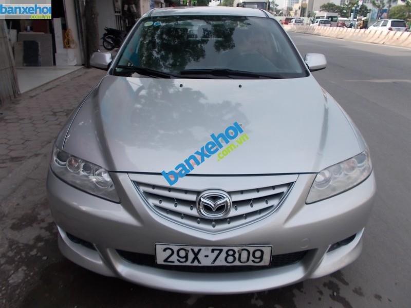 Xe Mazda 6 2.0 AT 2005-2