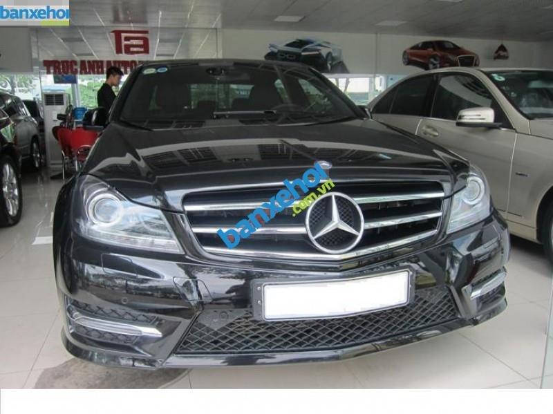 Xe Mercedes-Benz C class C200 2014-0