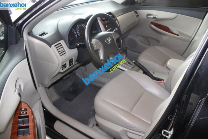 Xe Toyota Corolla XLi 1.6AT 2010-5