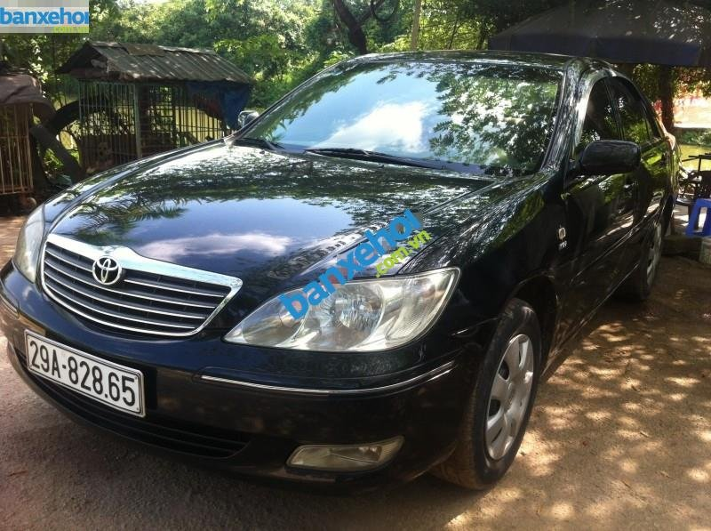 Xe Toyota Camry 2.4 2003-0
