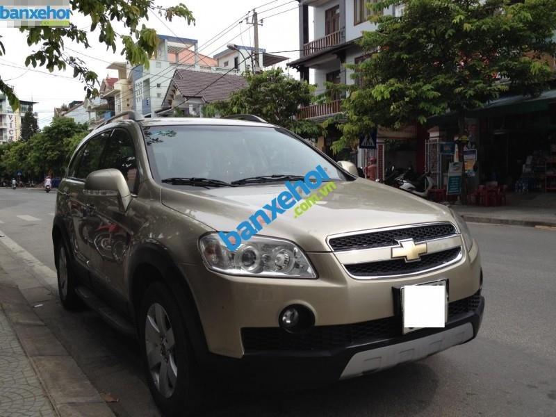Xe Chevrolet Captiva LT 2007-1