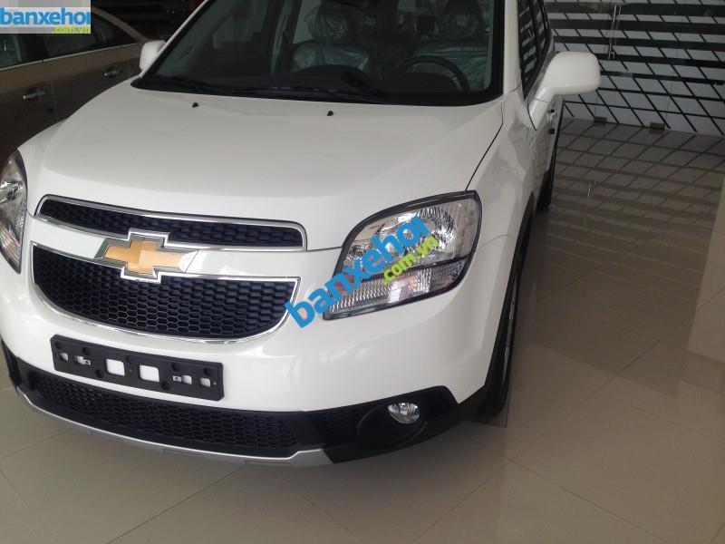 Xe Chevrolet Orlando 1.8 LTZ 2014-1