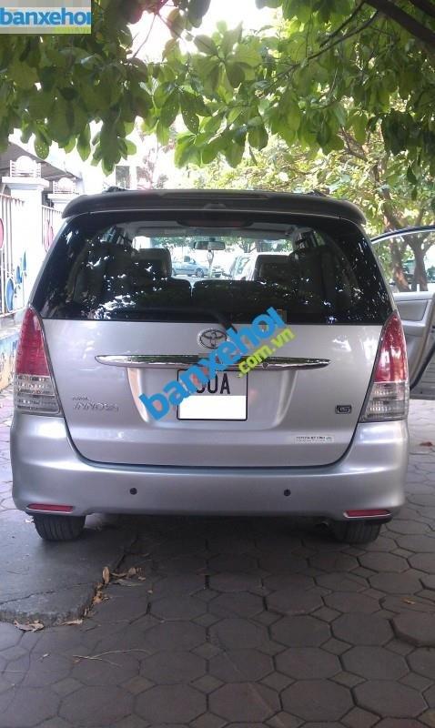 Xe Toyota Innova G 2008 2009-1