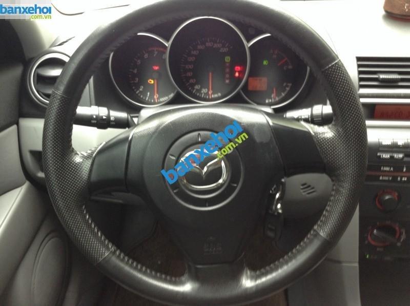 Xe Mazda 3 1.6AT 2004-7