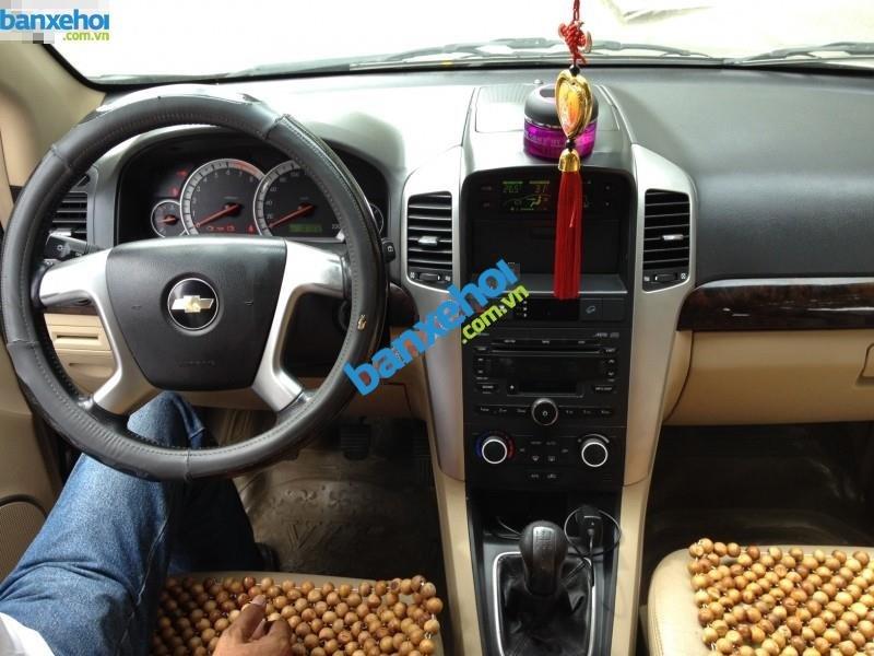 Xe Chevrolet Captiva LT 2007-6