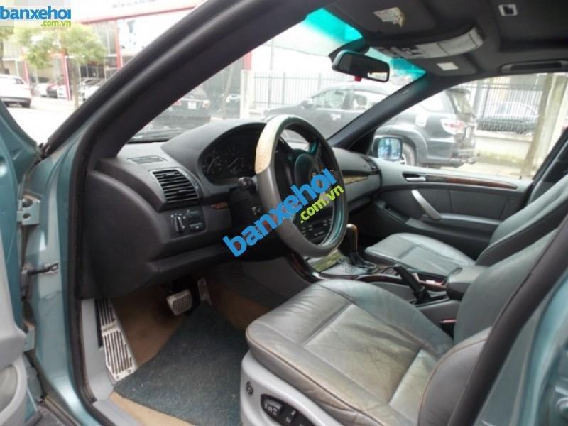 Xe BMW X5 3.0 2003-5