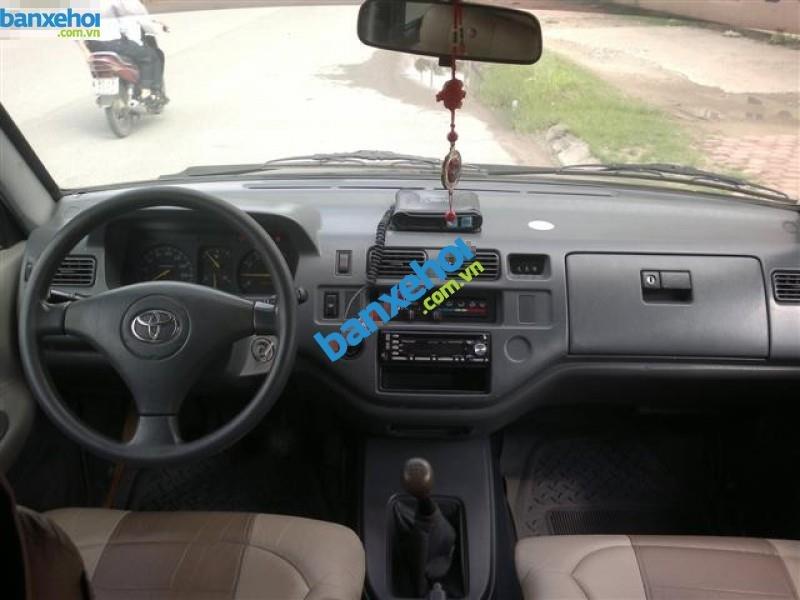 Xe Toyota Zace GL 2004-6